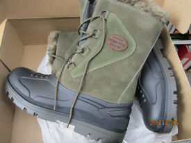 NEW Boots - Skee Tec Boots for fishing, hunting etc sz 45-46