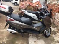 Honda Swing 125 not pcx ps sh