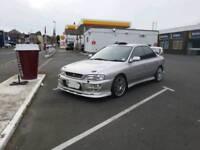 Subaru impreza 600bhp