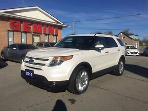 2013 Ford Explorer Limited 4wd Navi Roof Heated Steering Wheel a