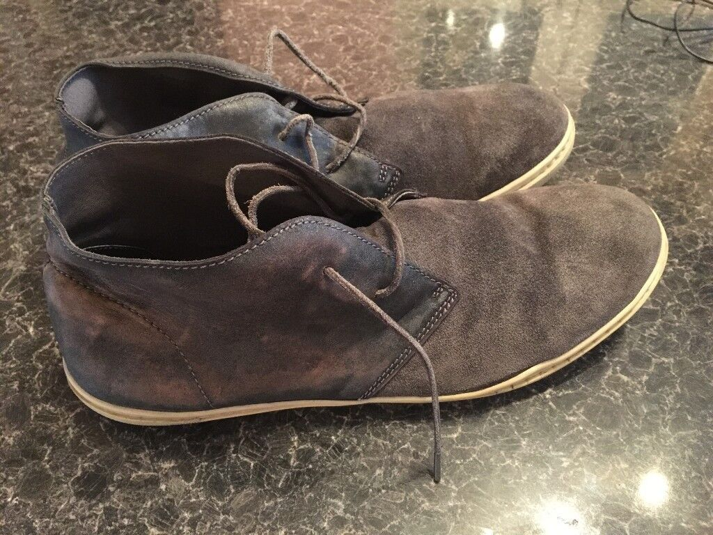 ALLSAINTS PAIED 140£ only 19£!!!!!!! size 45