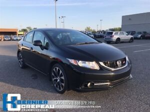 2013 Honda Civic Si **TOIT, CAMERA, GPS + WOW**