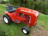 Automatic 12 HP Wheel horse Garden Tractor