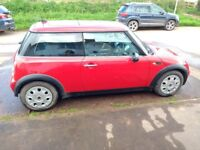 Mini One 2005 12 months MOT
