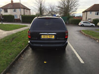 Chrysler Grand Voyager 2.5 Tdi Limited Edition
