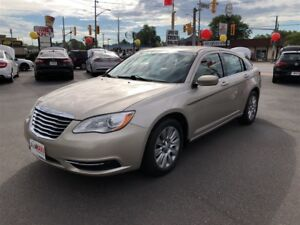 2014 Chrysler 200 LX- HEATED DOOR MIRRORS, LEATHER STEERING WHEE