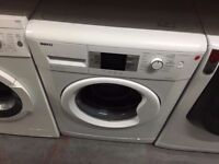 BEKO 8KG WASHING MACHINE WHITE RECONDITIONED