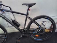 Xl hybrid bike btwin (brand new)