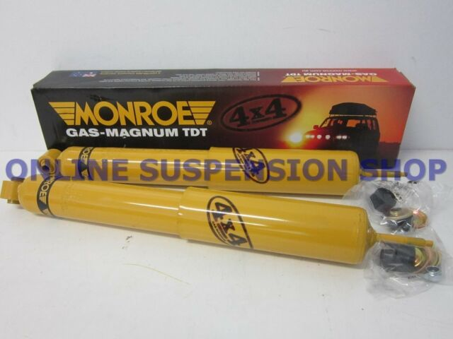 MONROE GAS Rear Shock Absorbers to suit Mazda Tribute YU 01-06 Models
