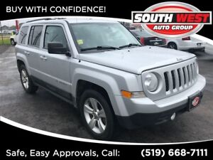 2014 Jeep Patriot Sport/North, LOW KMS, KEYLESS ENTRY, AM/FM RAD