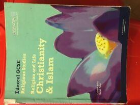 OCR/EDEXCEL GCSE TEXT BOOKS