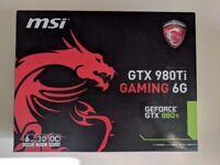 MSi GTX 980Ti Gaming 6G Graphics Card