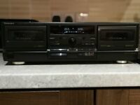 Technics RS-TR373 M2 stereo double cassette deck