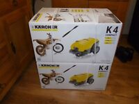 Karcher K4 Compact Pressure Washer brand new sealed boxed