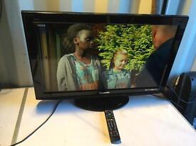 "Panasonic viera 32"" LCD hd freeweiw tv for sale"