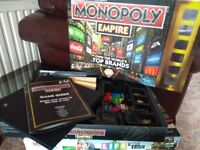 Monopoly Empire - top brands monopoly game age8+