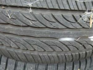 2 USED TIRES - P225/60/16 SAILUN ATREZZO TIRES - LIKE NEW