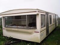 FREE DELIVERY Carnaby Siesta 31ft x 12ft 2 bedrooms with en suite. over 50 static caravans available