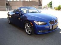 2007 BMW 335i 6 SPEED. LEATHER. SOLD.