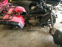 Honda trx 350 quad for spares repair