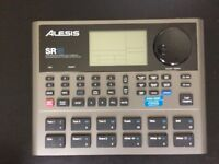 Alesis SR18 Drum Machine, used only once in my home studio, virtually as new, Sale, Manchester