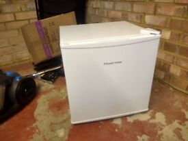 Table Top Fridge with icebox Russell Hobbs 45L -£35