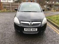 2010 Vauxhall Zafira 1.8 i VVT 16v Exclusiv 5dr Manual @07445775115