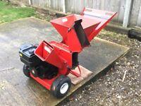 """8hp Briggs & Stratton MTD 3"""" Chipper Shredder Petrol"""