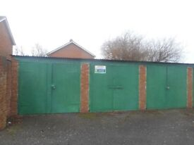 Secure gated site cheap garage rental for storing vehicle / general household 24/7 access in Chatham