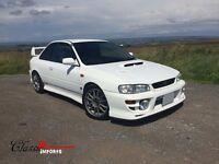 Subaru Impreza STi Type R 2Door Coupe *Fresh Import* Fully Loaded **£6995