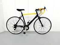 y 🚲🚲Nice Condition Black Road Bike 14 Speed M frame Fully Serviced Warranty 🚲