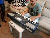 Korg pa500 very good condition!