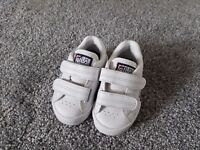FILA boys girls trainers size 3