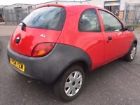 2004 54 FORD KA 1.3 3 DR HATCHBACK CHEAP LOVELY PART EX TO CLEAR