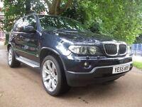 BMW X5 3.0 d Sport 5dr£8,500 1 OWNER CAR FORM NEW 2006 (55 reg), SUV