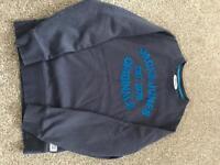 Men's jack jone navy jumper XL