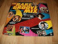 THE RARE GROOVE MIX DOUBLE VINYL ALBUM