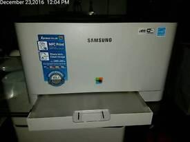 Samsung colour laser printer