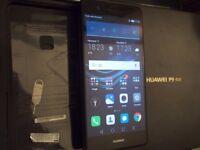 HUAWEI P9 LITE SIM FREE - BOX - MINT CONDITION