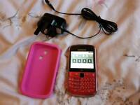 Samsung GT-S3350 CHAT Android Mobile Wi-Fi qwerty