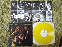 """Cheap Trick """"Live At The Budokan"""" on yellow 12"""" vinyl with booklet and lyrics. £10.00"""