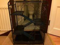 Rat, Ferret or Chinchilla Cage