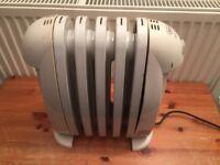 Delonghi Bambino Oil filled radiator 500w