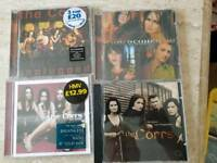 Corrs cd's