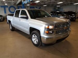 2015 Chevrolet Silverado 1500 LT, 4x4, Bluetooth, A/C, Cruise Co