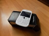 white blackberry