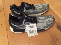 NMD Glitch Camo PK Edition Unisex Trainers Sneakers Shoes Footwear Size 5