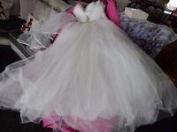 TIFFANY WEDDING DRESS