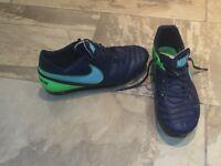 Nike football boots - UK Size 7