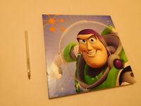 Buzz Lightyear (toy story) canvas print